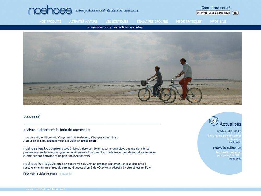 Noshoes et les Web'trophées Normandie