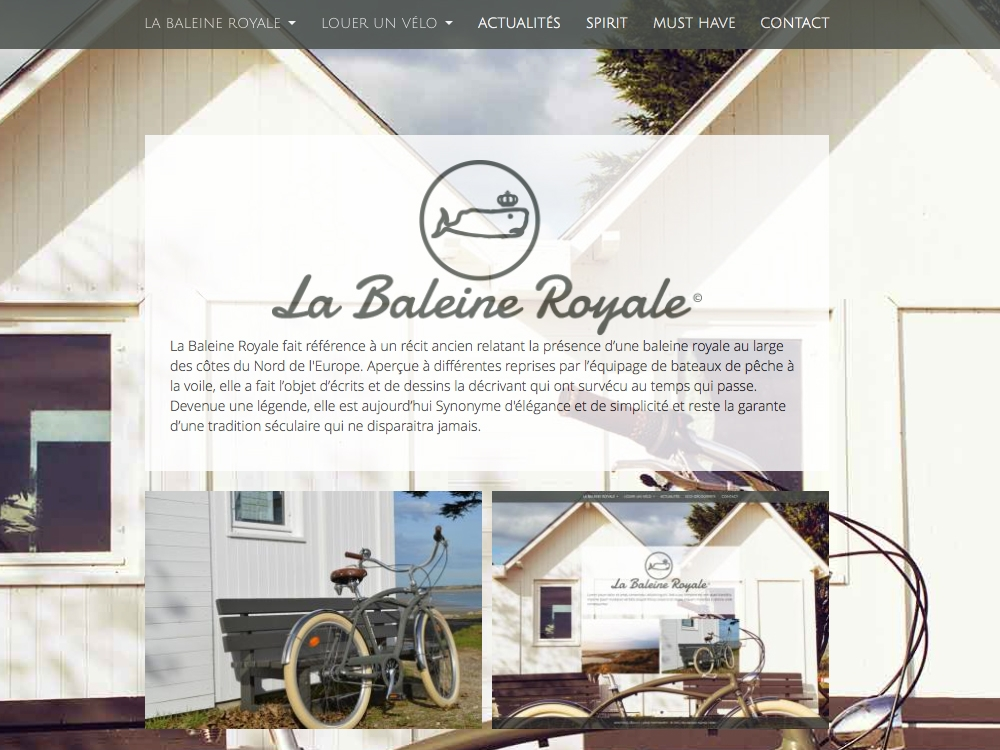 LA BALEINE ROYALE